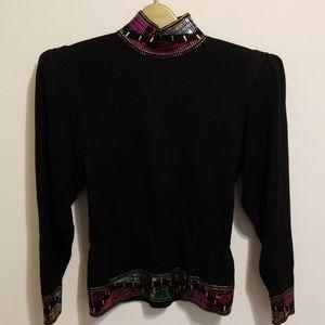 🌹Lovely ST John sweater 💚